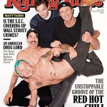 Red Hot Chili Peppers na nova edição da revista Rolling Stone