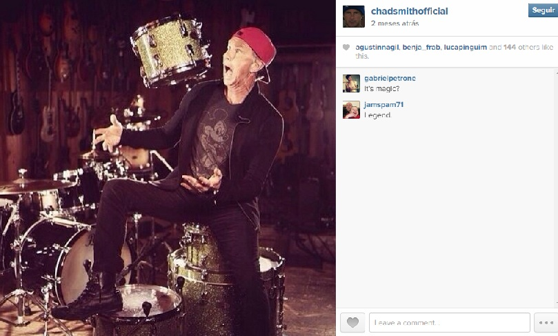 Chad Smith