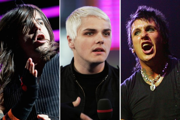 Sean Gardner/Scott Gries/Ethan Miller/Getty Images. Foto retirada do site Loudwire.